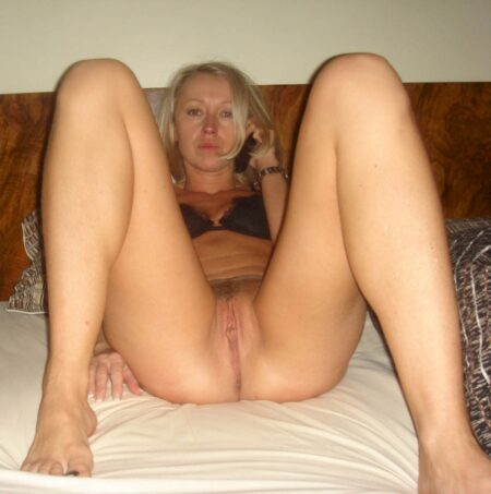 Adopte une femme mature coquine sexy