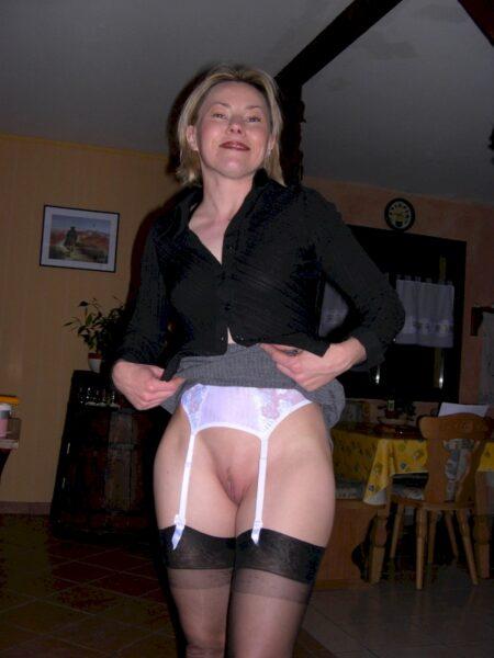 Une femme mature coquine de Douai qui est seule